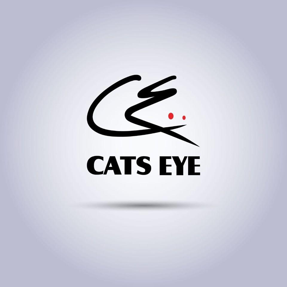 cats eye official logo