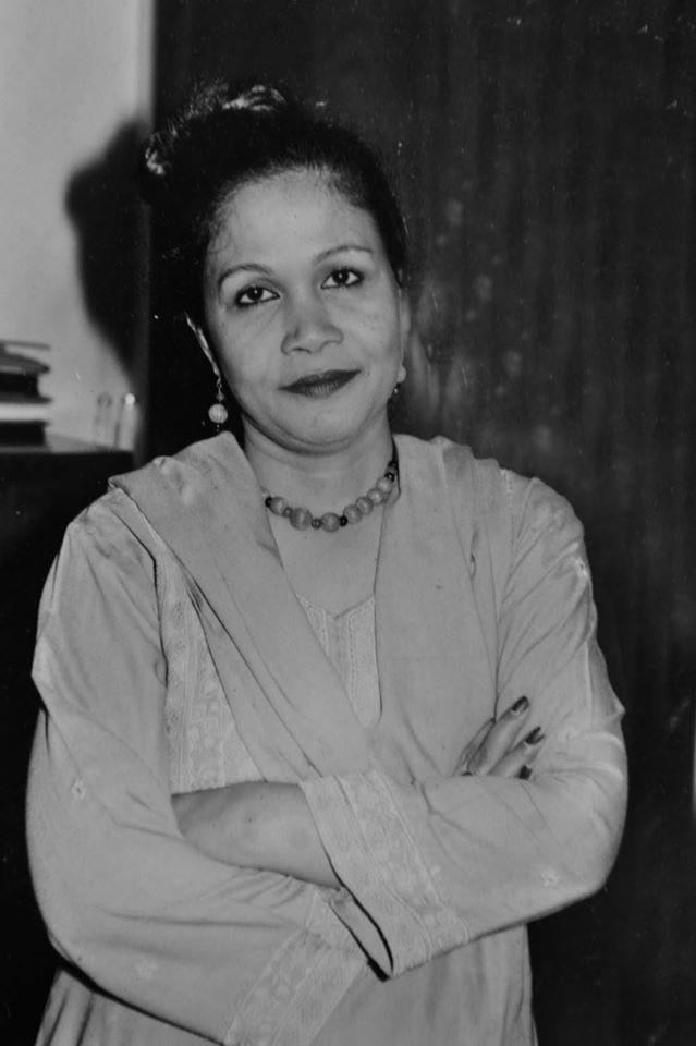 শিল্পী মাহমুদা বেগম