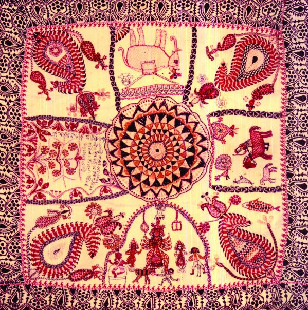NAKSHI KANTHA EXHIBITION BY AARONG | 2008