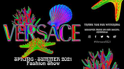 Versace | Spring Summer 2021
