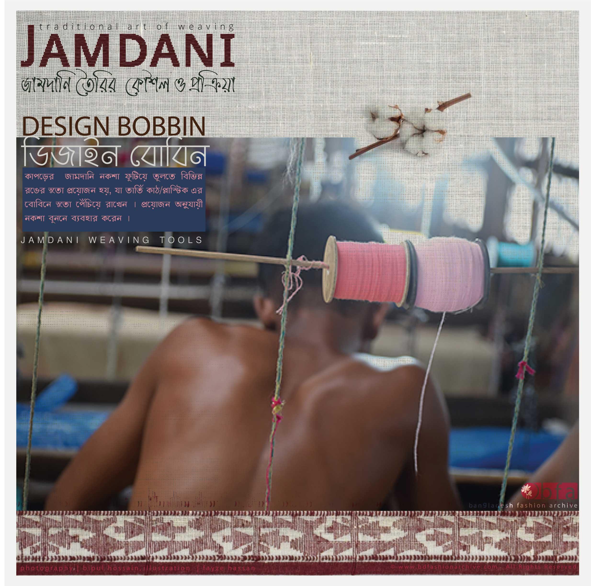 jamdnai tools design bobbin+