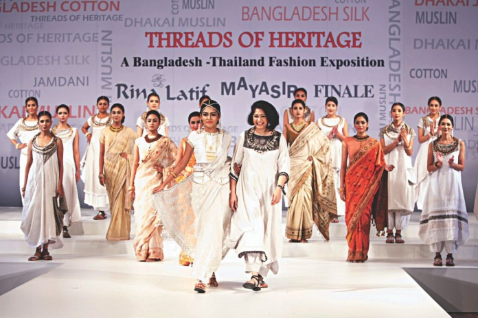 Threads of Heritage | Fashion Show